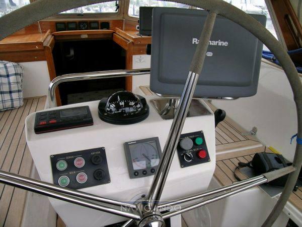 Halberg-grassy 53 ht bateau à voile