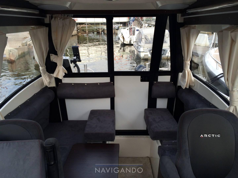 Artic Commuter 25 机动船 新发售