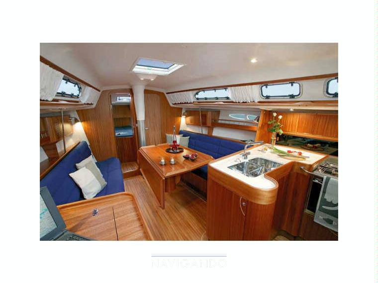 X yachts X 37 Vela