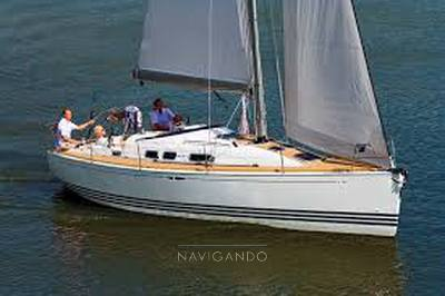 X yachts X 37