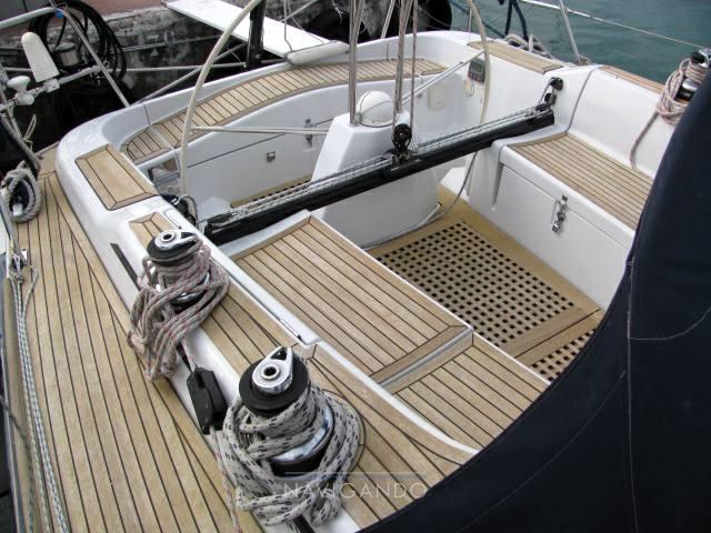 Del pardo Grand soleil 40 (paperini) bateau à voile