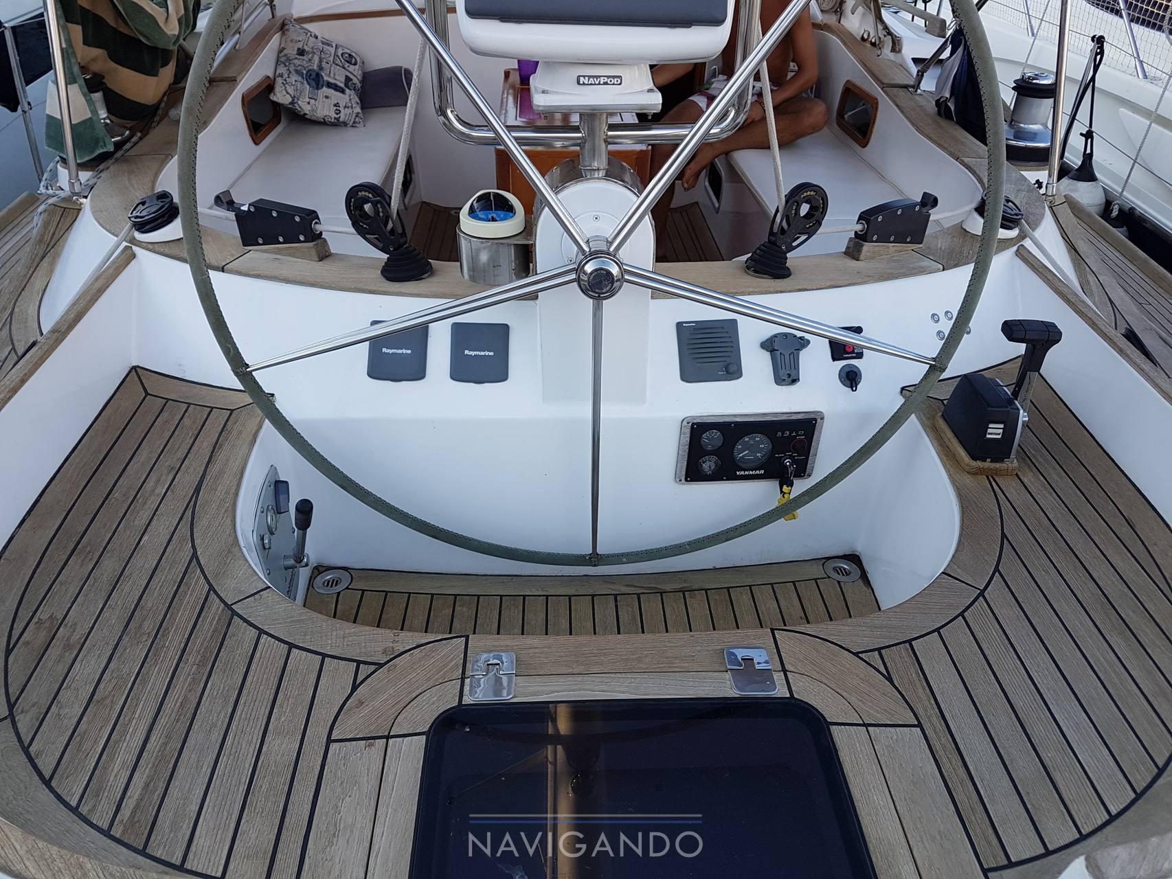 North wind 58 Sail cruiser used