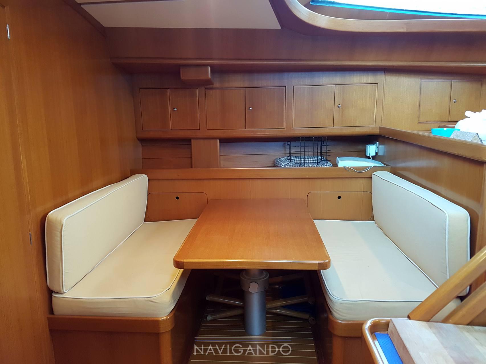 North wind 58 sailing boat