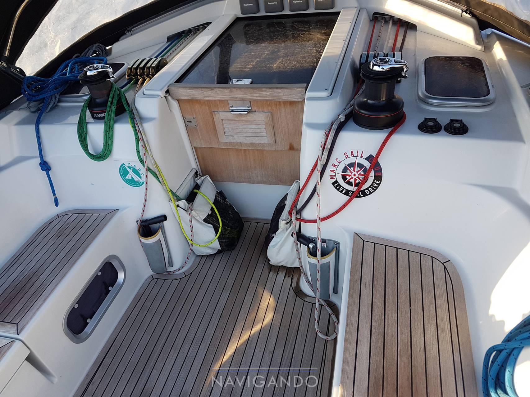 Del pardo Grand soleil 45 Sailing boat used for sale