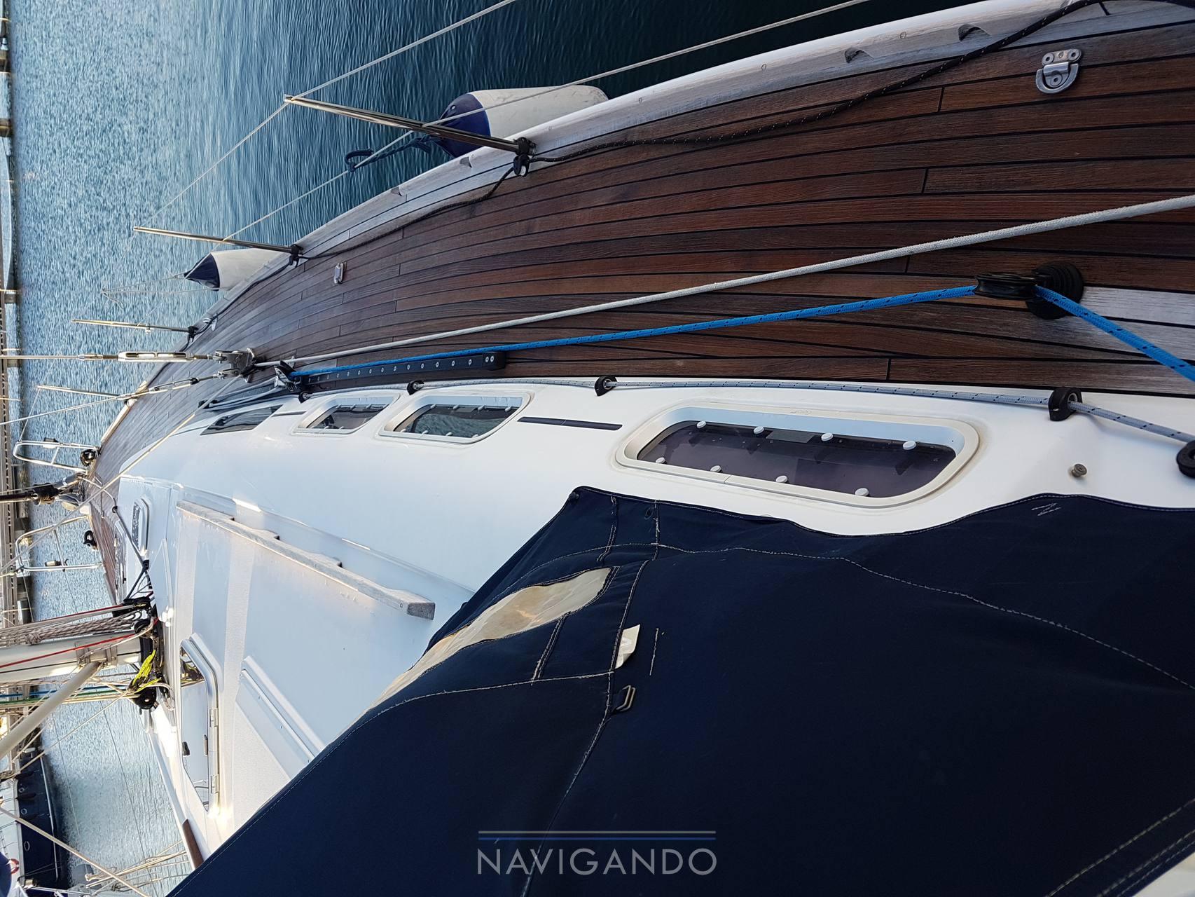 Del pardo Grand soleil 45 Sail cruiser