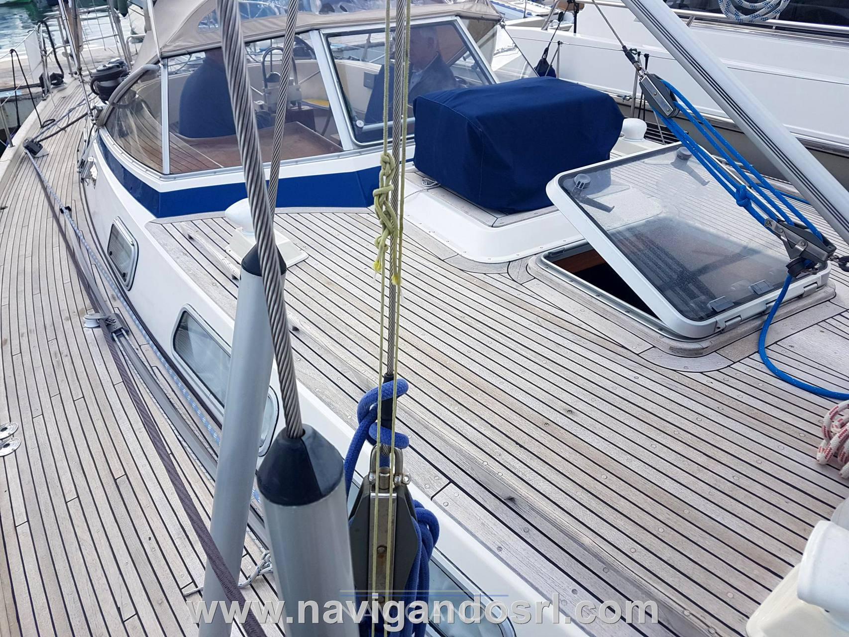 Hallberg rassy 45 barca a vela