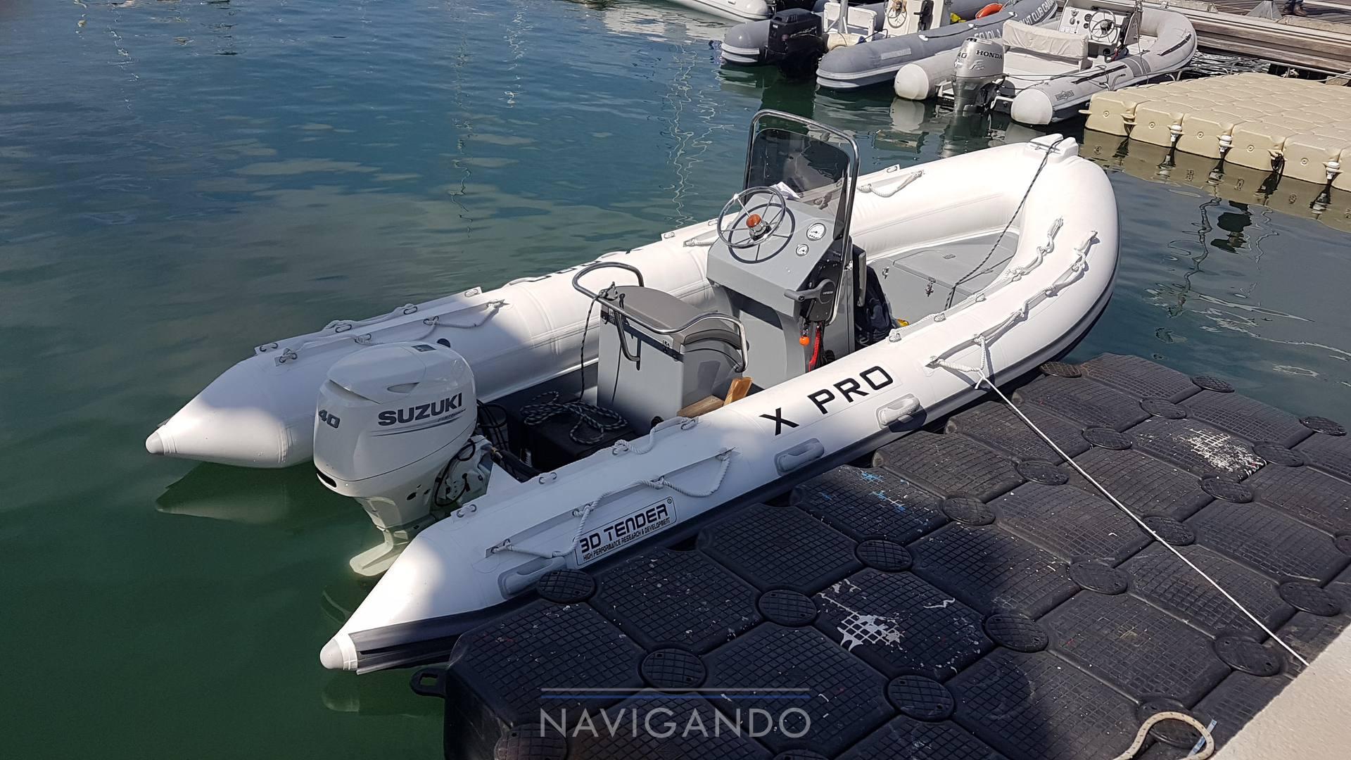 3d tender X pro 535