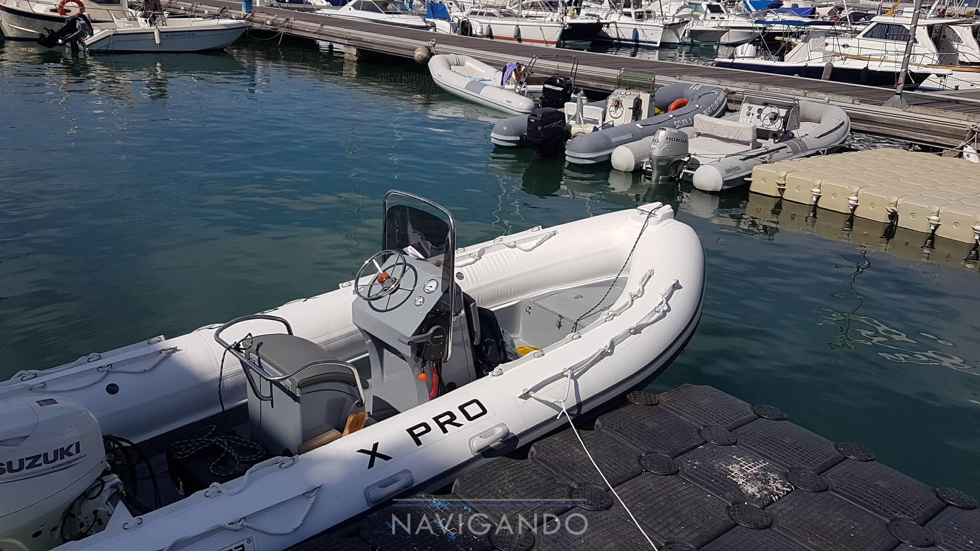3d tender X pro 535 机动船