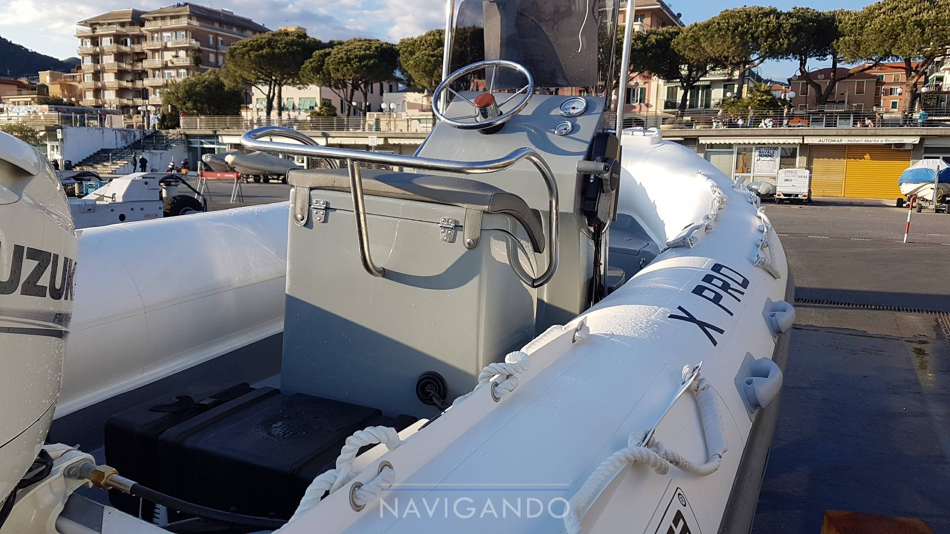 3d tender gommone X pro 535 Gommone used boats for sale