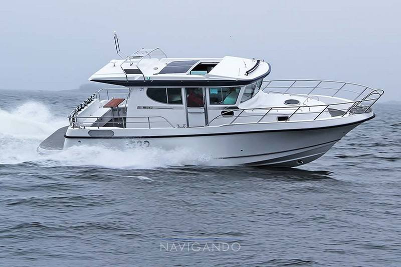 Nord Star 32 walk around Barco a motor novo para venda