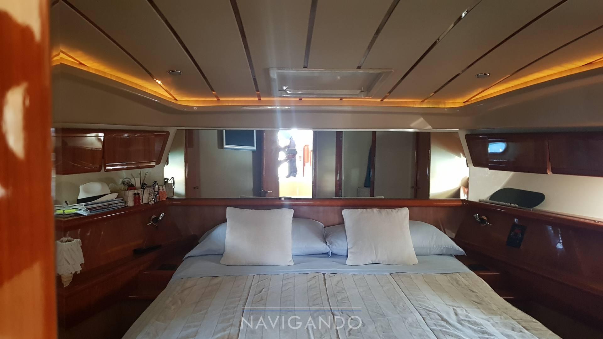 Ferretti 53 fly Barca a motore usata in vendita