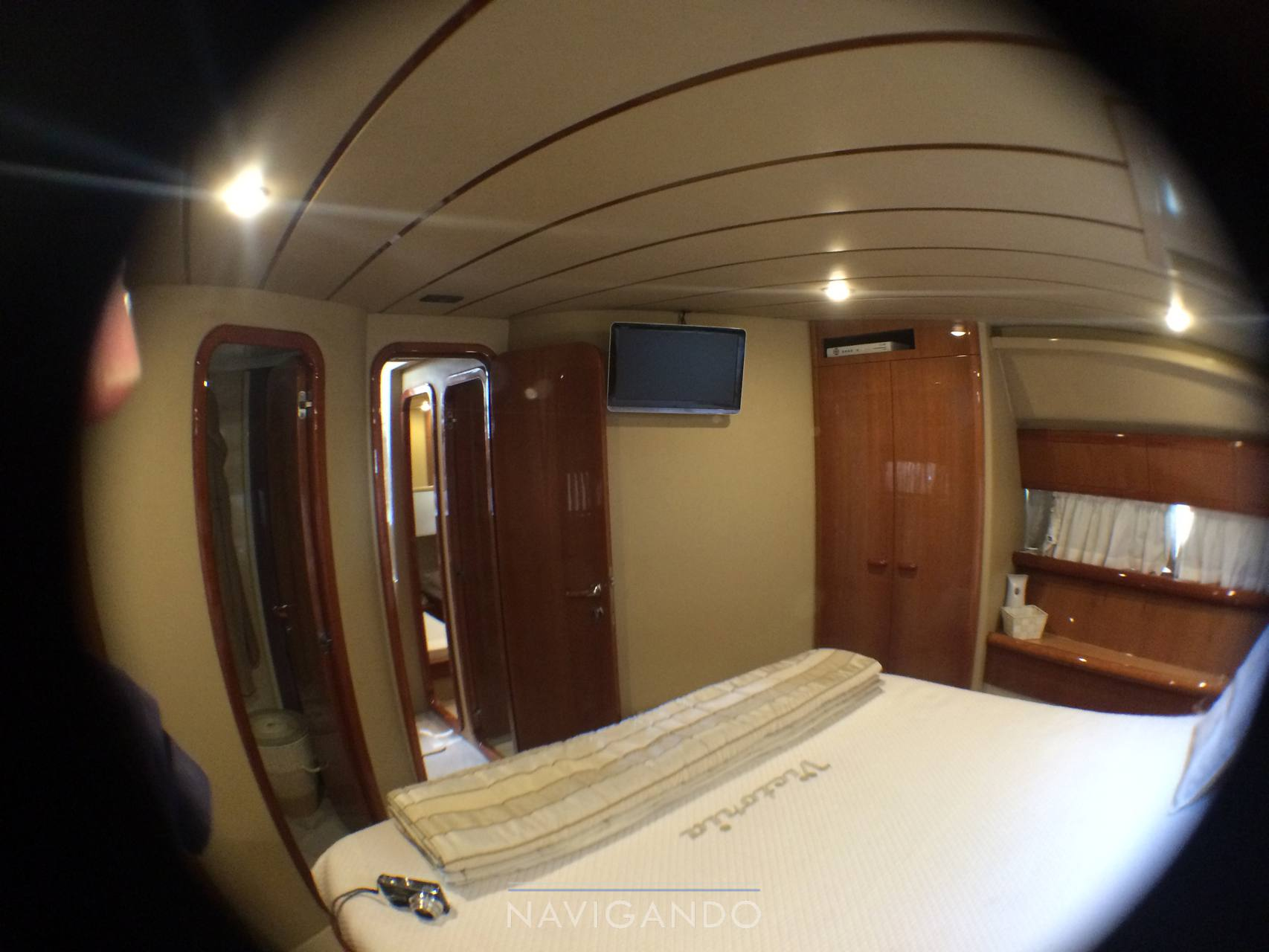 Ferretti 53 fly Other used