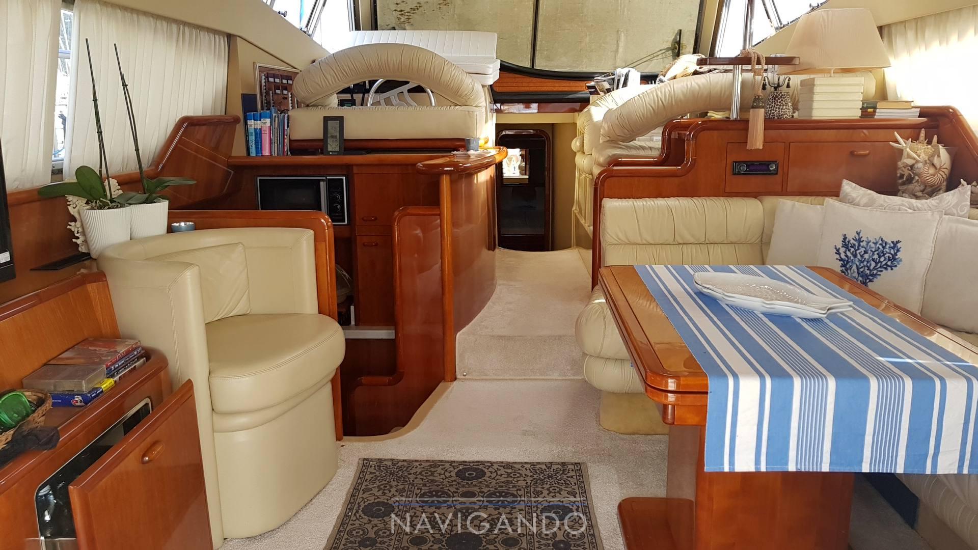 Ferretti 53 fly barca a motore