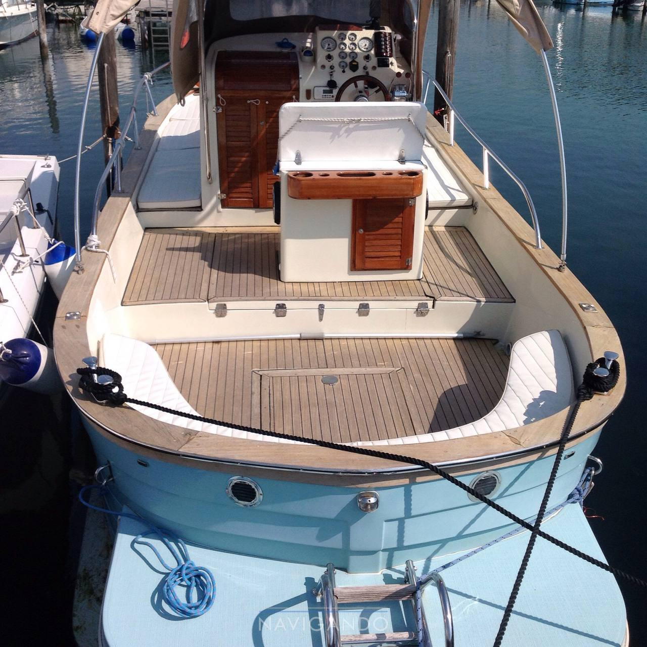 Plastimare gozzo Amelia Gozzo amelia 800 Motor boat used for sale