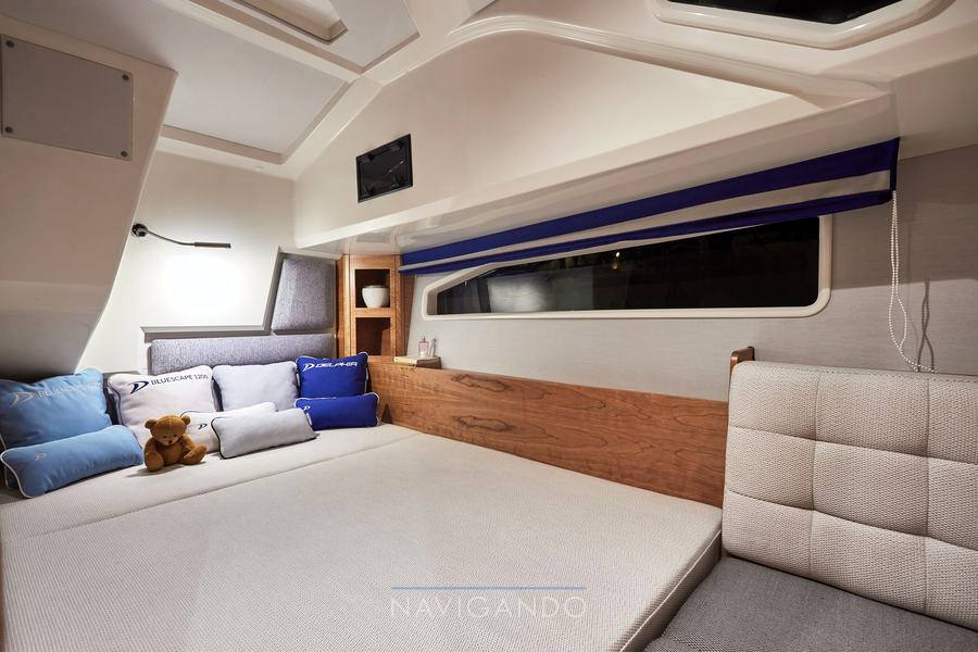Delphia Bluescape 1200 Trawler new