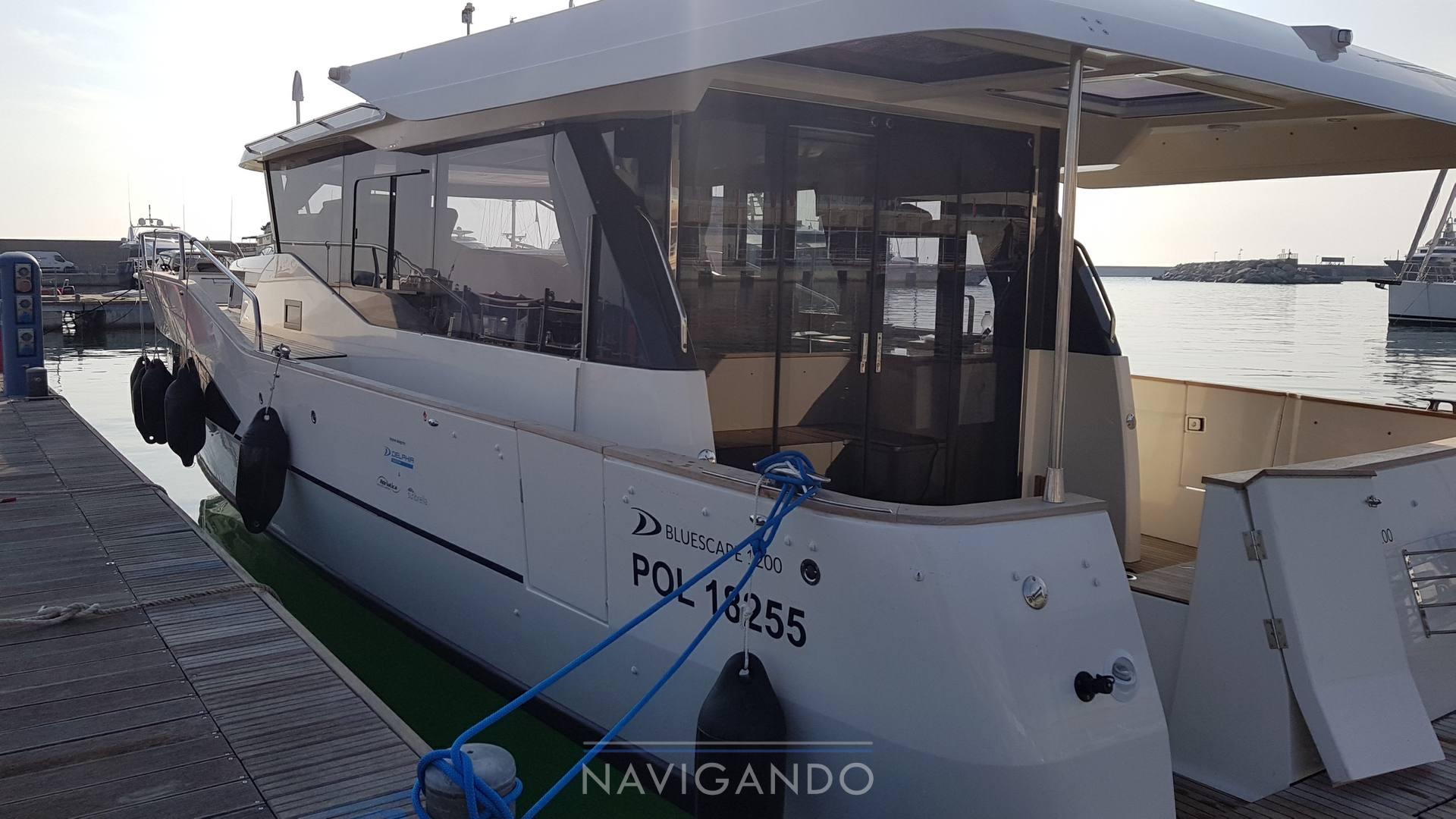 Delphia Bluescape 1200 Trawler