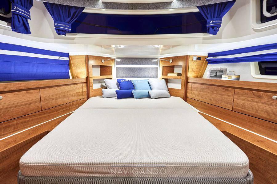 Delphia Bluescape 1200 barca a motore