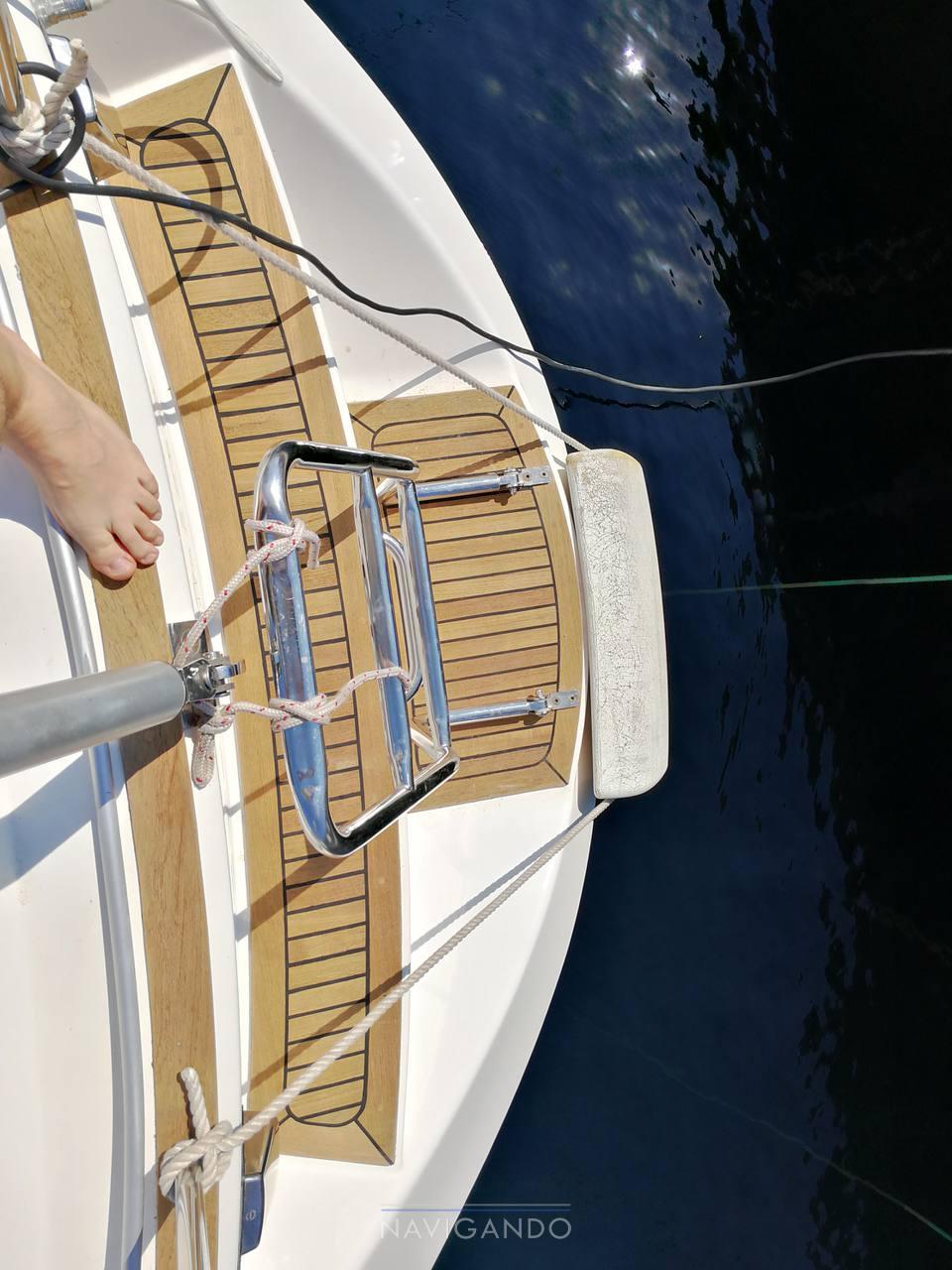 Najad 332 bateau à voile