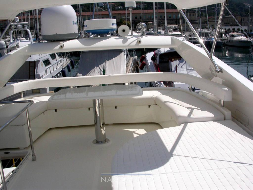 Ferretti 590 Yacht à moteur