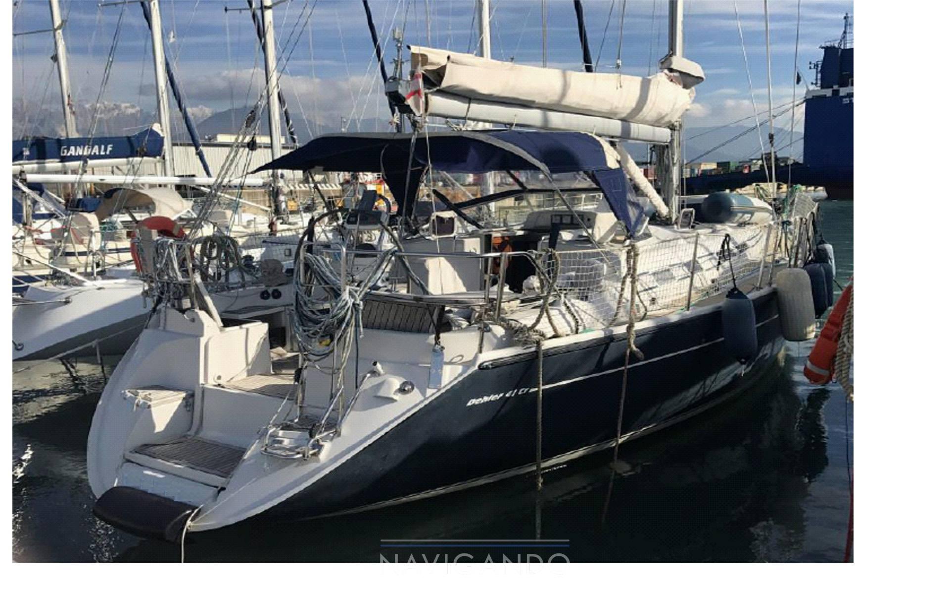 Dehler 41 cr Sail cruiser