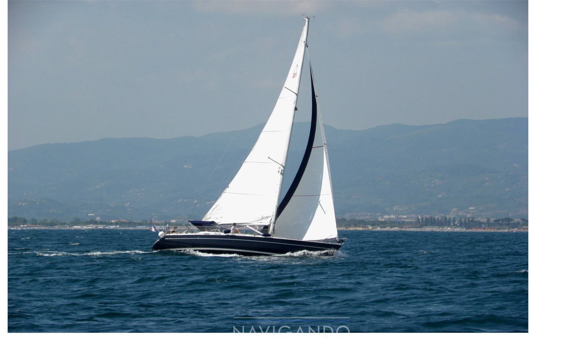 Dehler 41 cr Sailing boat used for sale