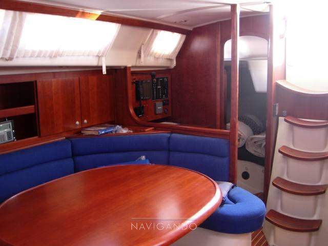 Dehler 41 cr sailing boat