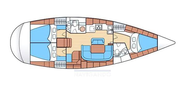 Bavaria 42 barca a vela