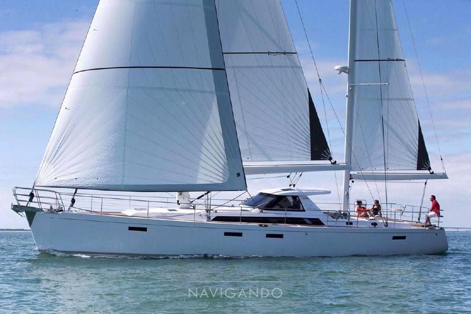 Amel 54 Barca a vela usata in vendita