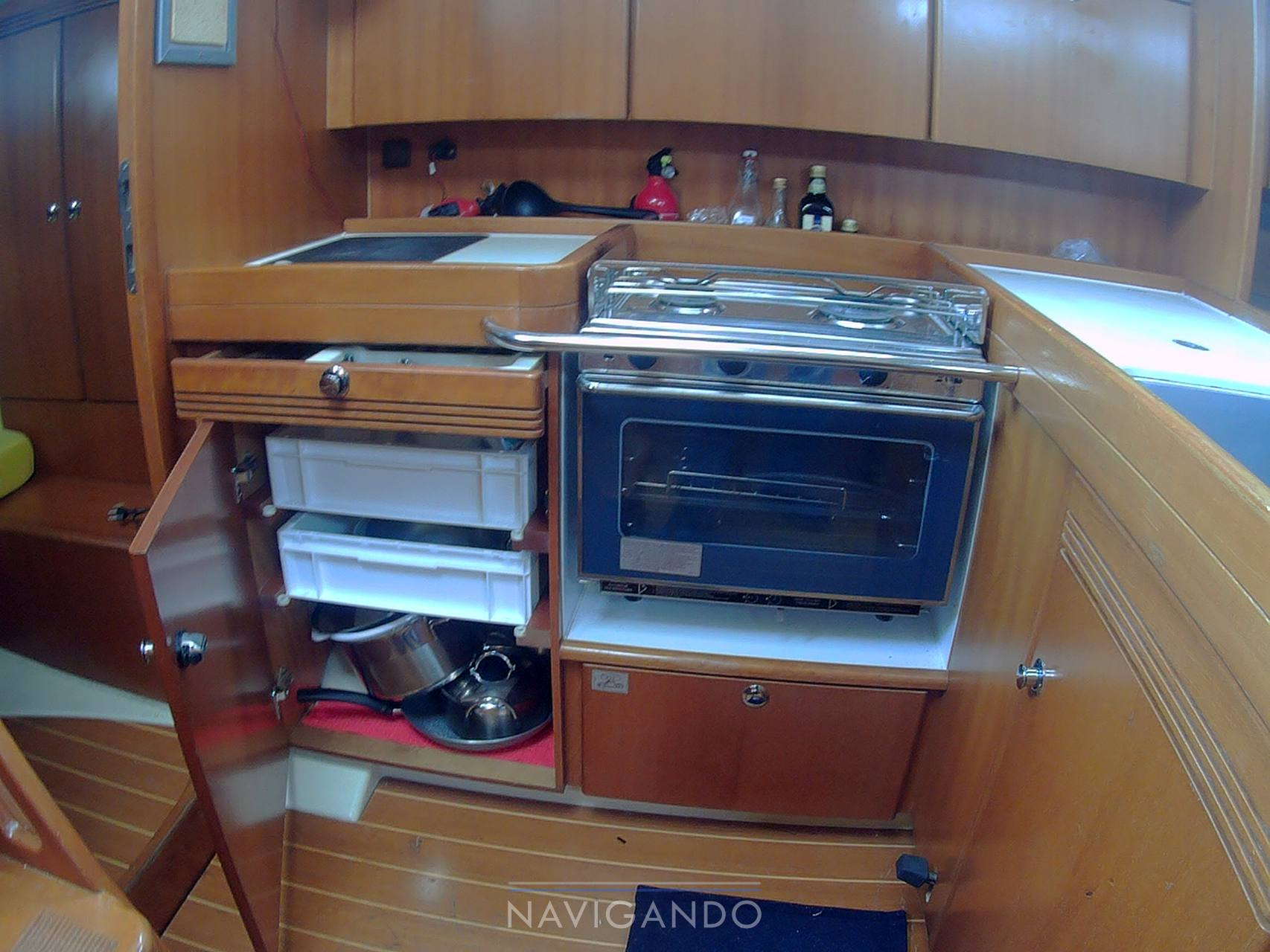 Dufour 40 Croiseur de voile