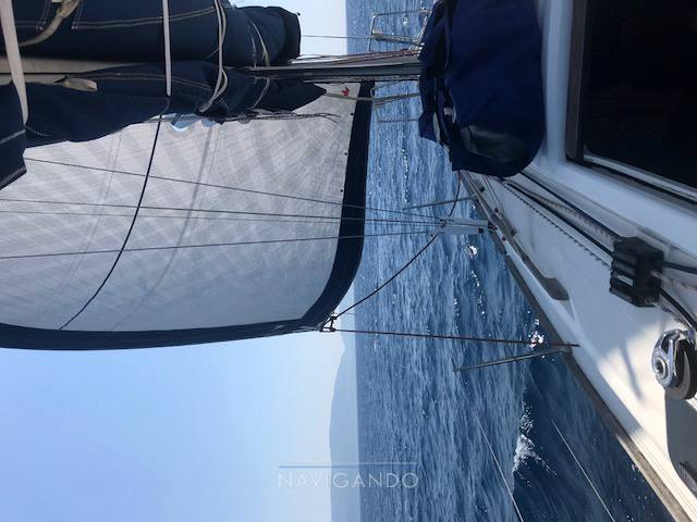 Dufour 34 performance Barca a vela usata in vendita