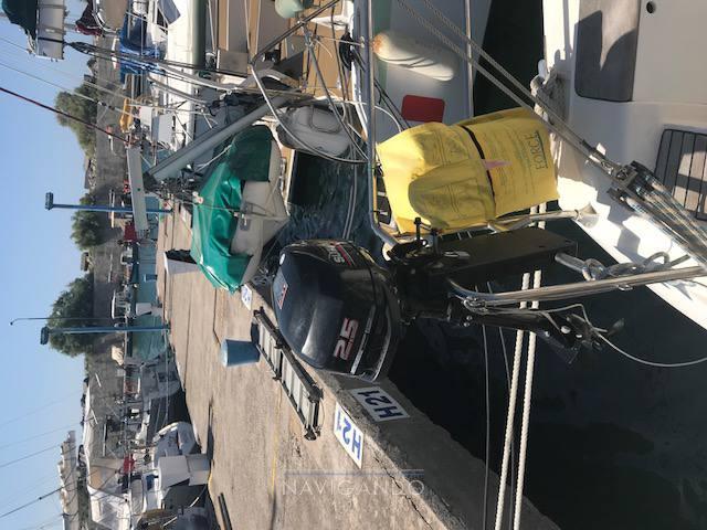 Dufour 34 performance barca a vela