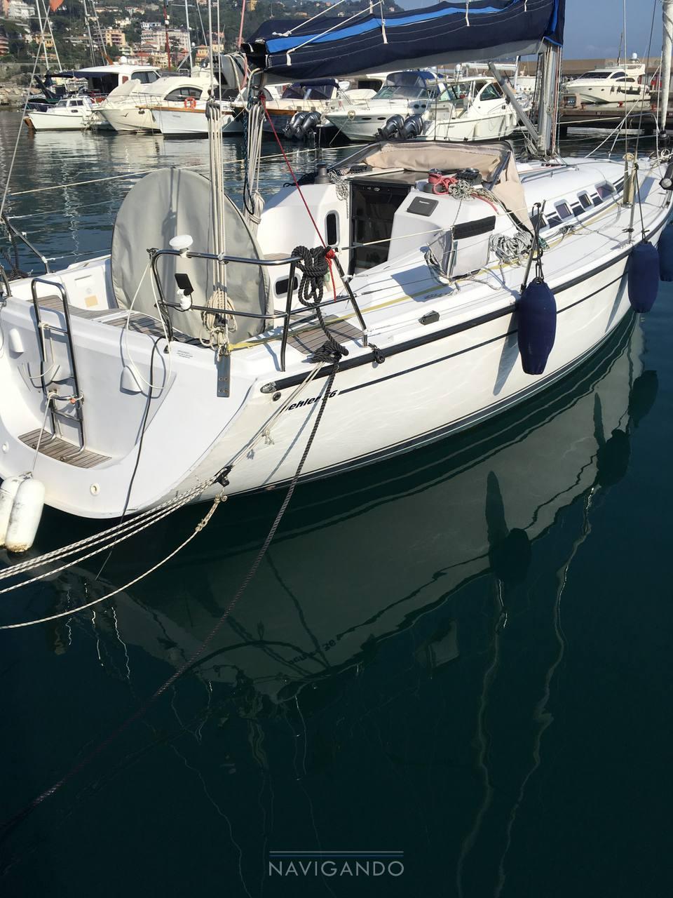 Dehler 36 jv sailing boat