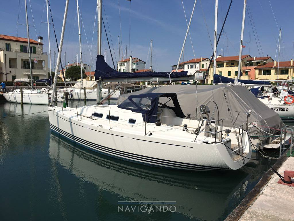 X-Yacht X 34 sailing boat