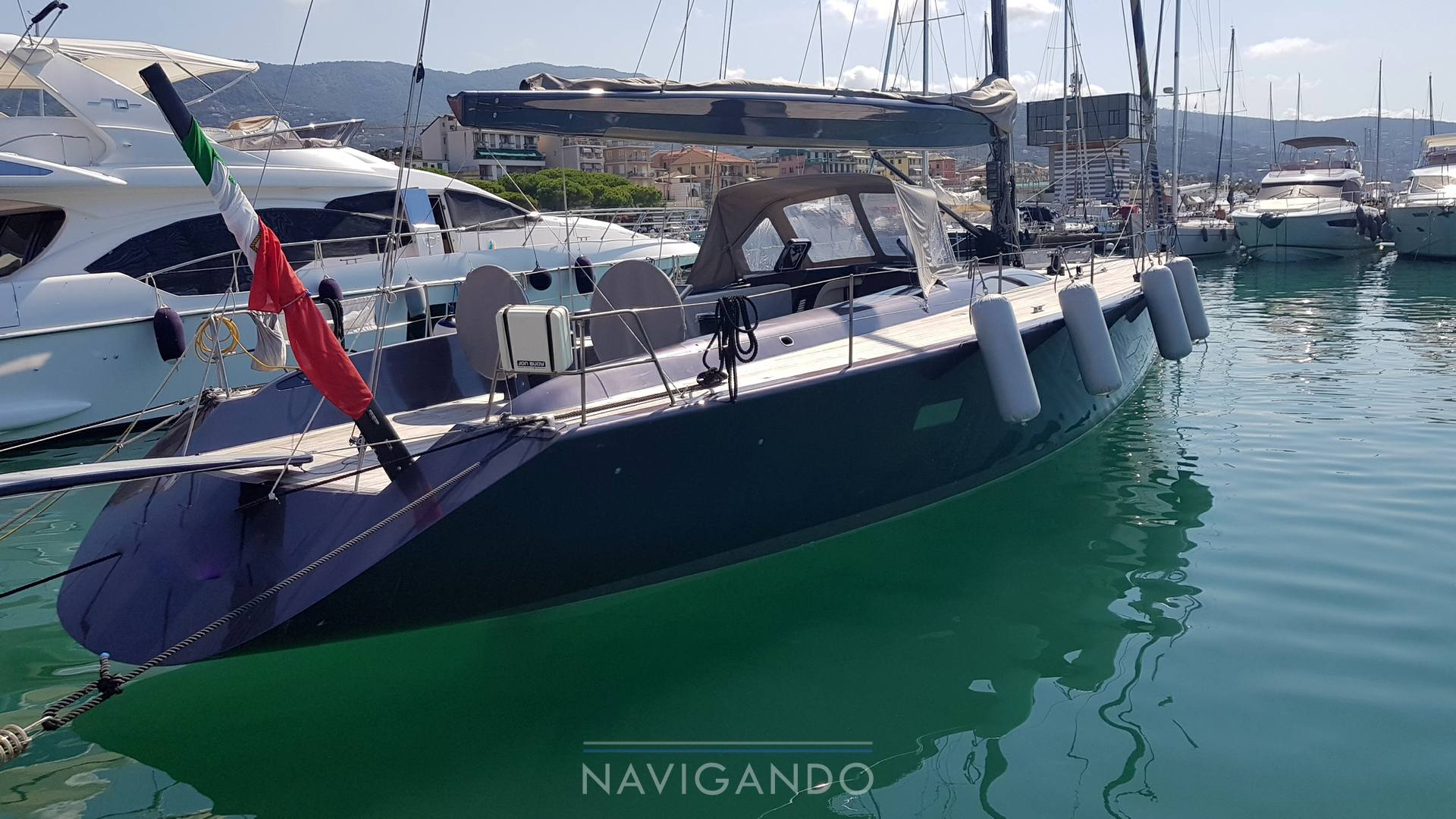Maxi Dolphin 65 Sailing boat used for sale