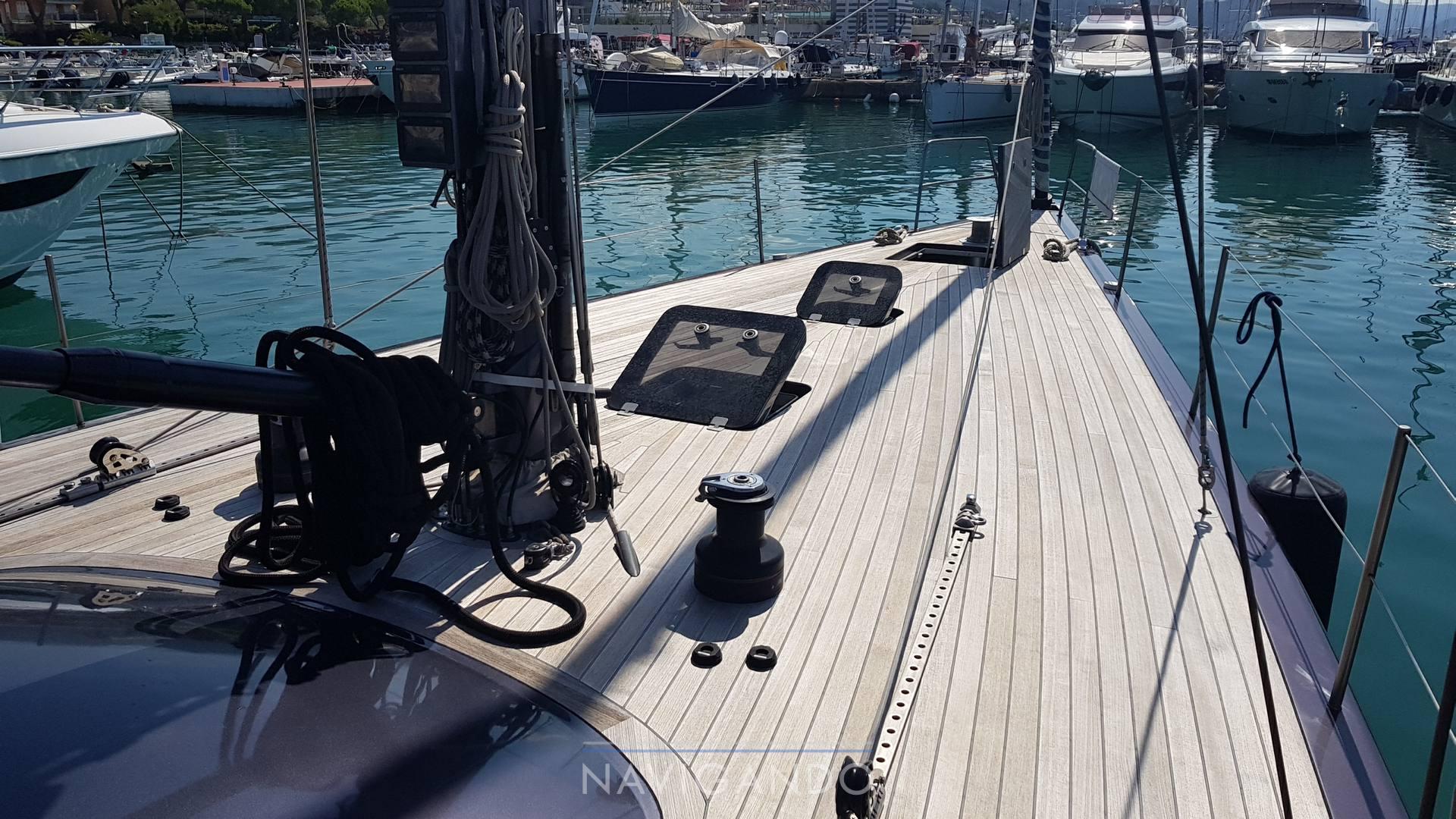 Maxi Dolphin 65 sailing boat