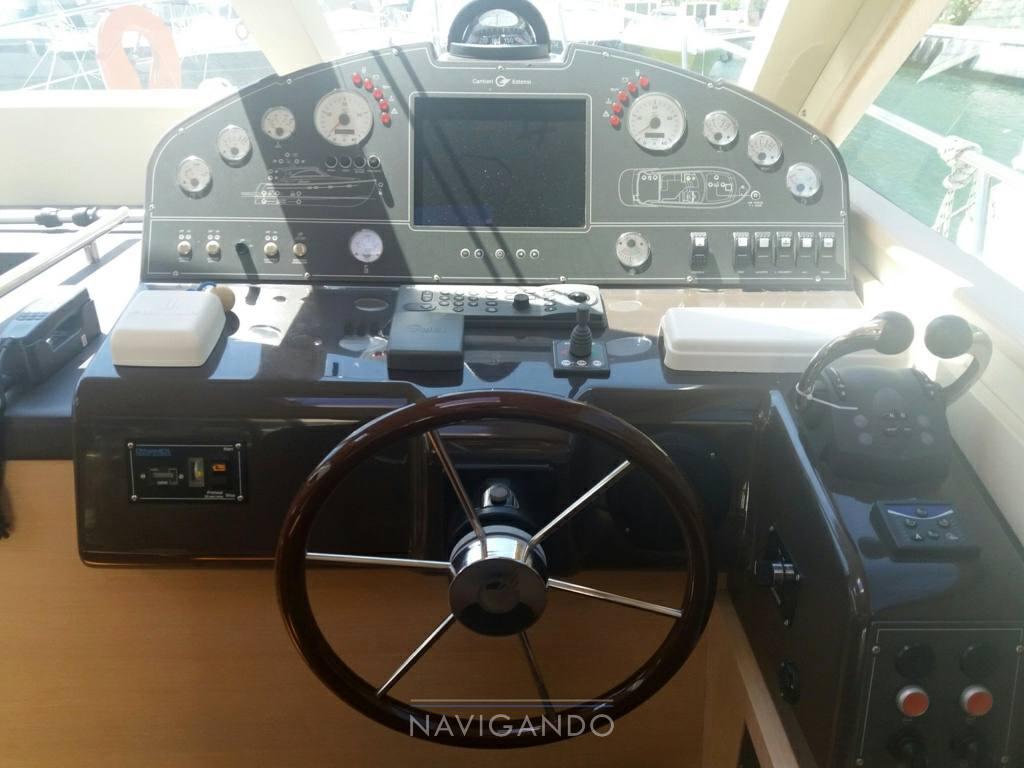 Cantieri Estensi 400 goldstar Yacht à moteur