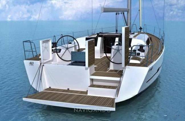 Dufour Yachts Dufour 460 grand large Barca a vela usata in vendita