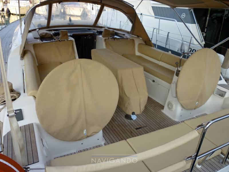Dufour Yachts Dufour 460 grand large usato