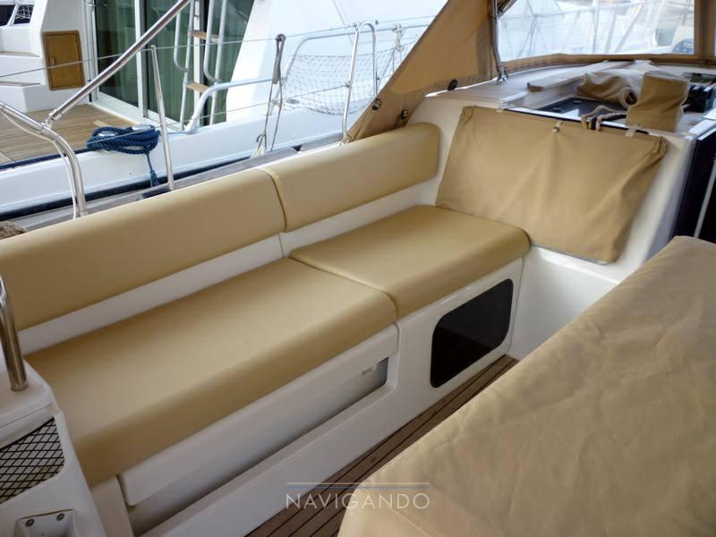 Dufour Yachts Dufour 460 grand large fotografia