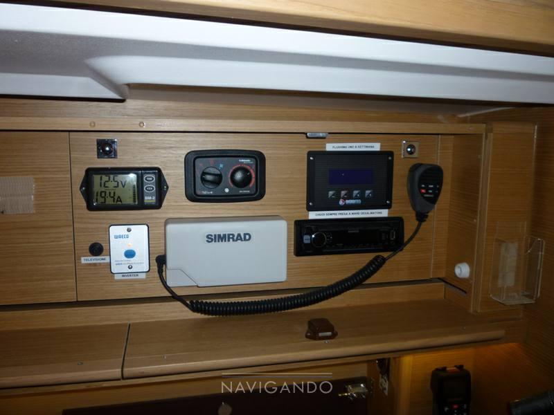 Dufour Yachts Dufour 460 grand large Vela usato