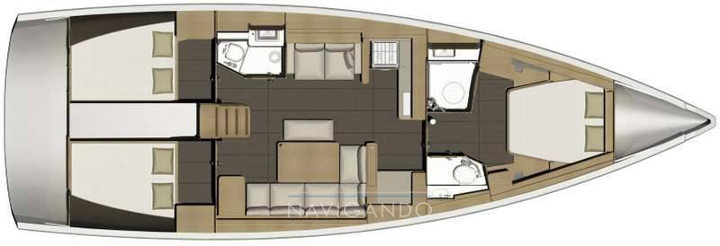 Dufour Yachts Dufour 460 grand large Vela