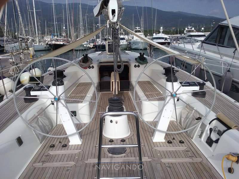Dehler 60 Sailing boat used for sale
