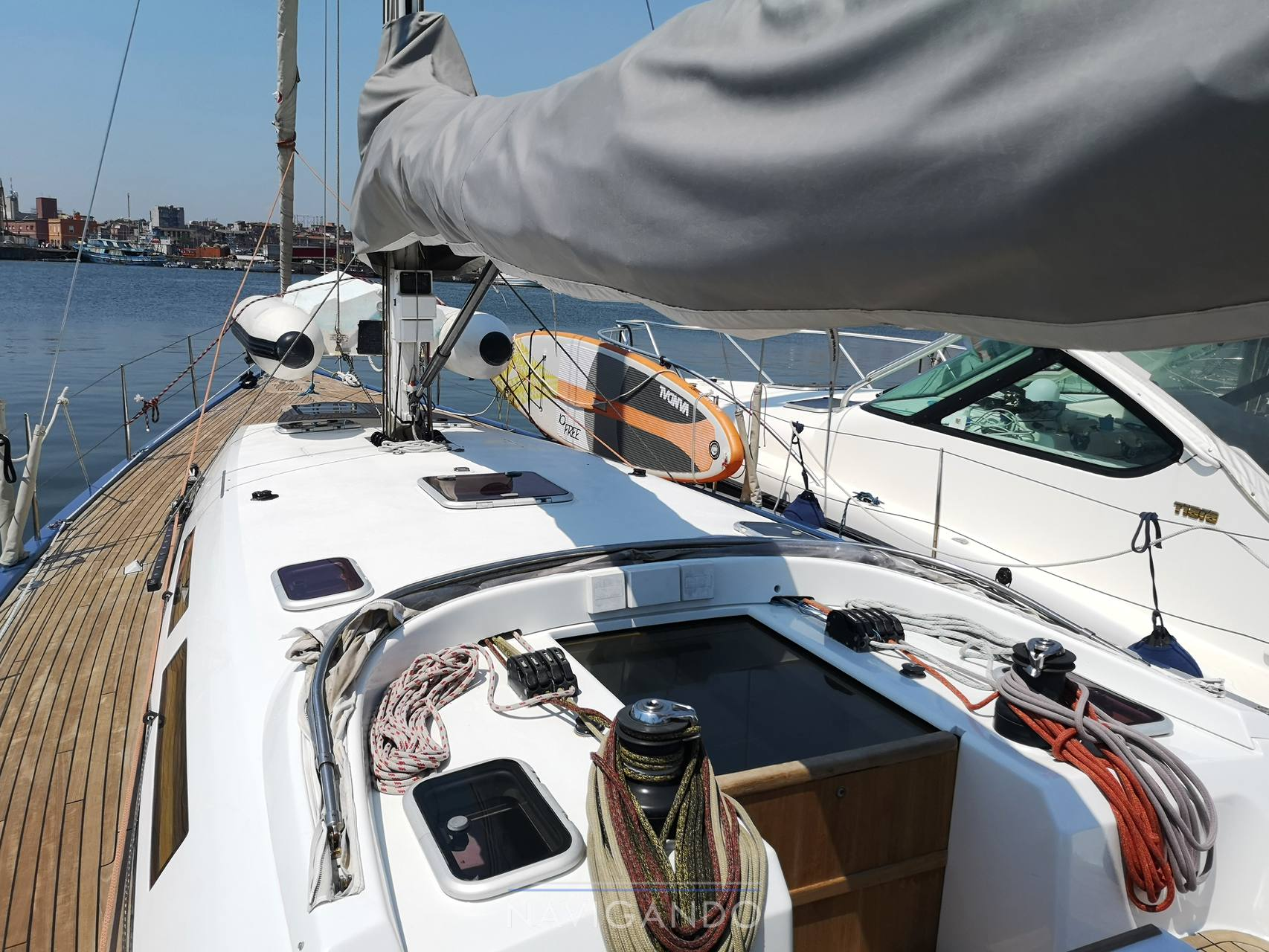 Felci YAcht  cost. Adria Adria Felci 49 Vela Crucero usado