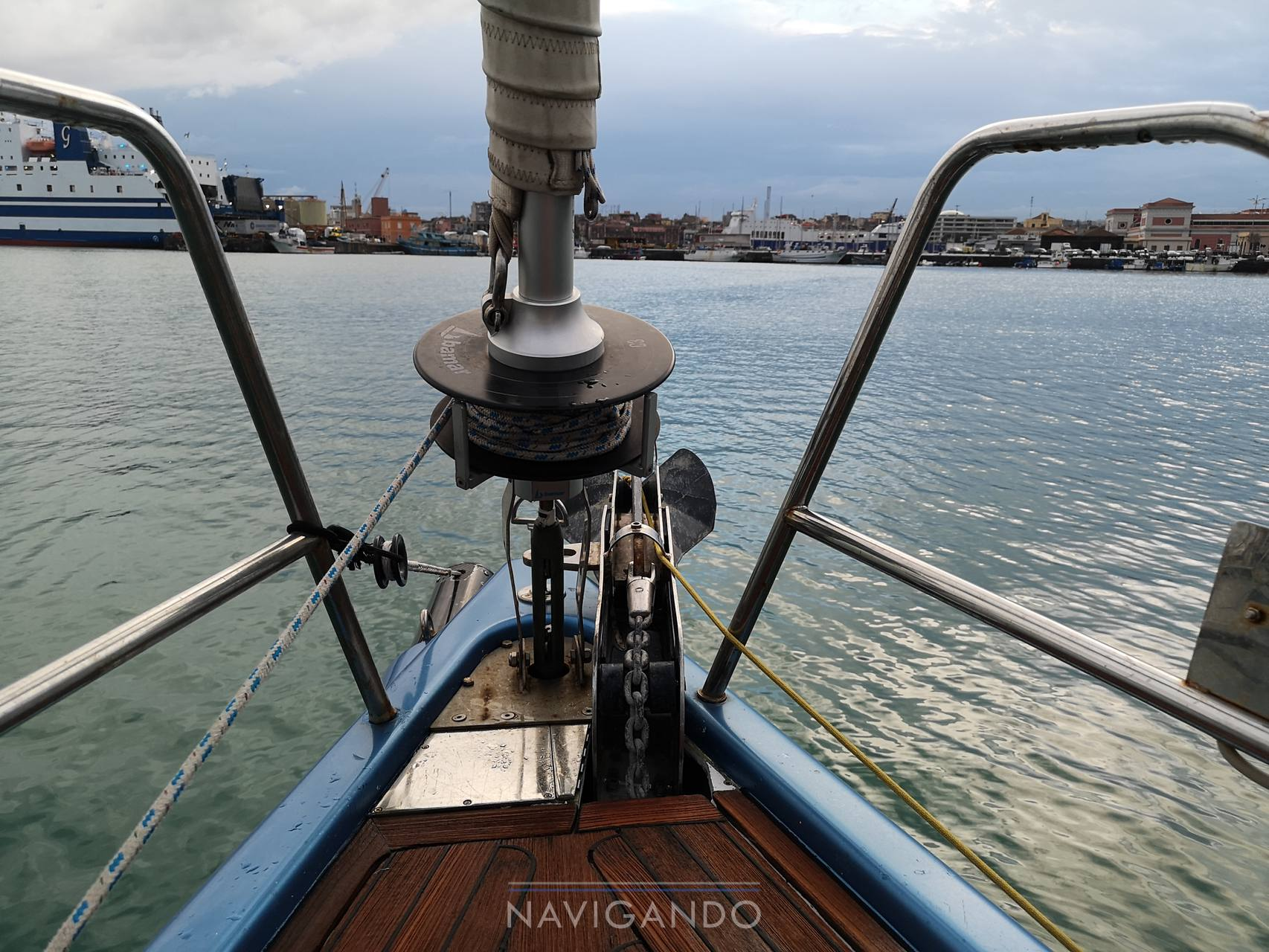 Felci YAcht  cost. Adria Adria Felci 49 Vela Crucero