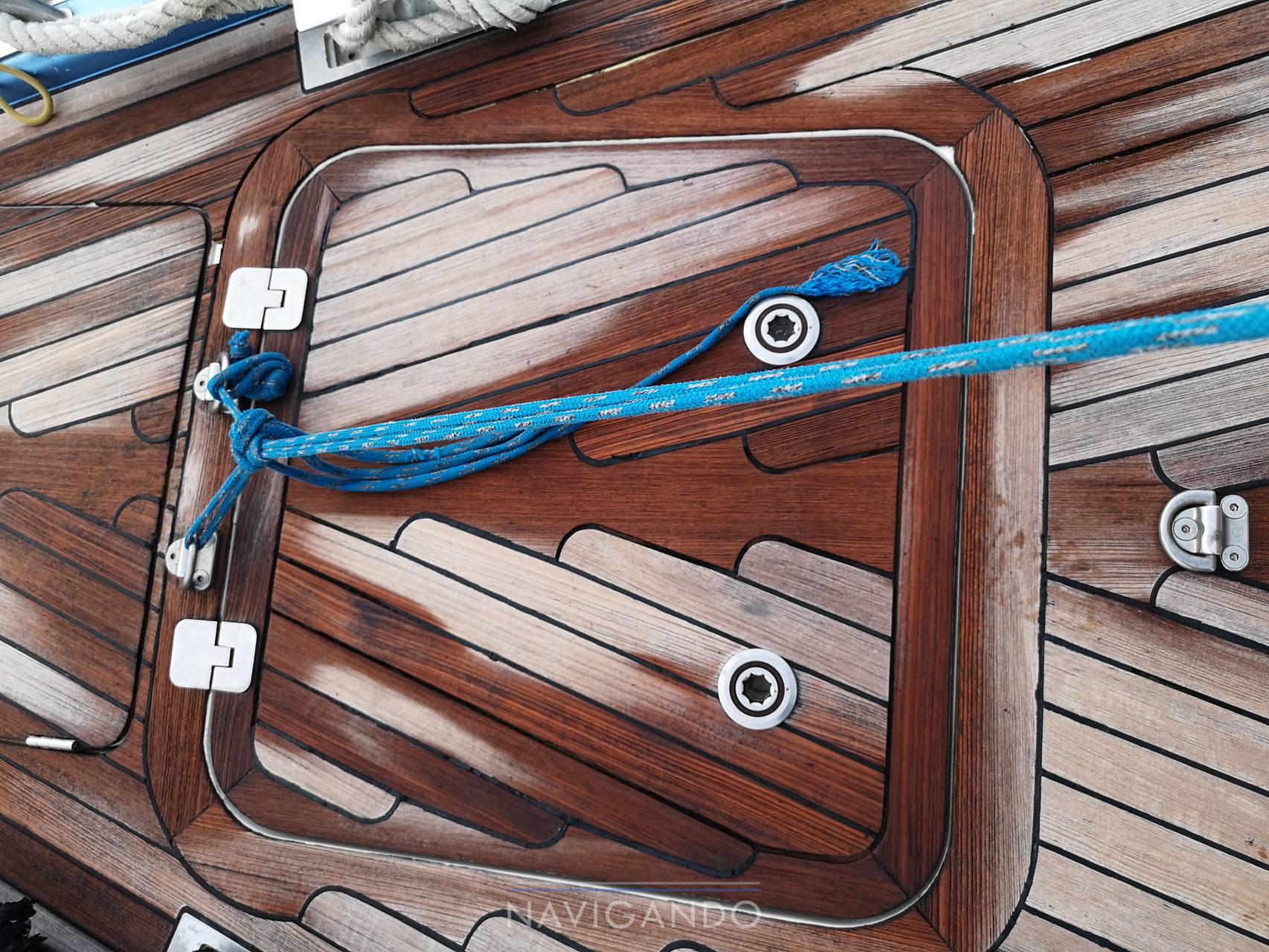 Felci YAcht  cost. Adria Adria Felci 49 usado
