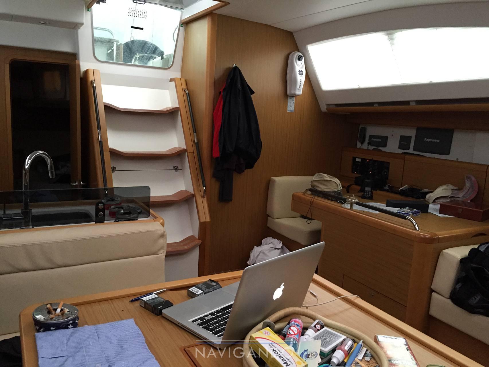 Jeanneau Sun odyssey 50 ds sailing boat
