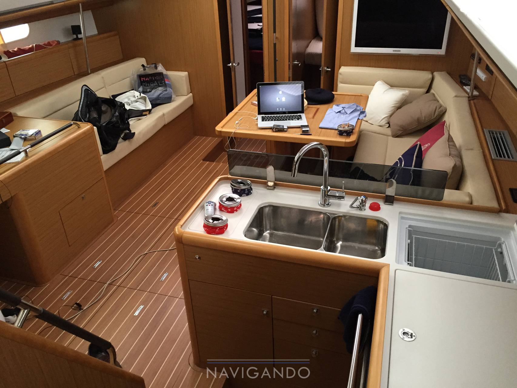 Jeanneau Sun odyssey 50 ds Vela Crucero usado