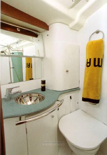 Jeanneau Sun odyssey 50 ds Vela Crucero