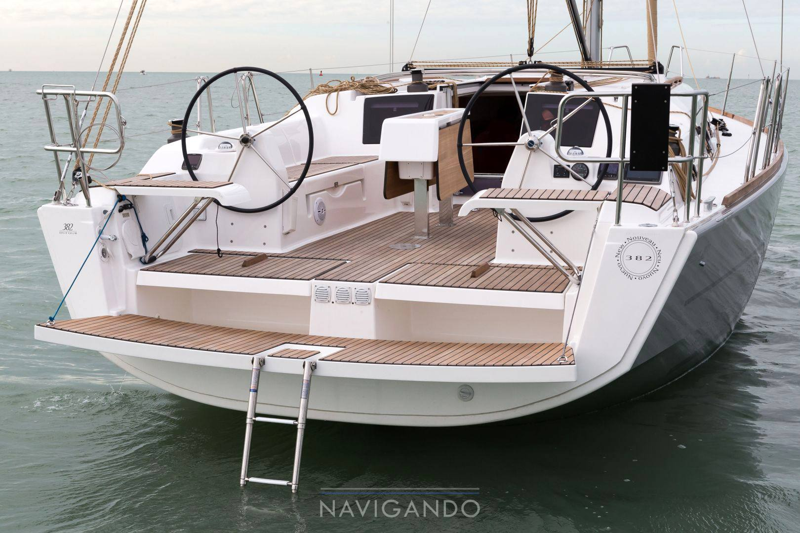 Dufour 382 grand large Sailing boat used for sale