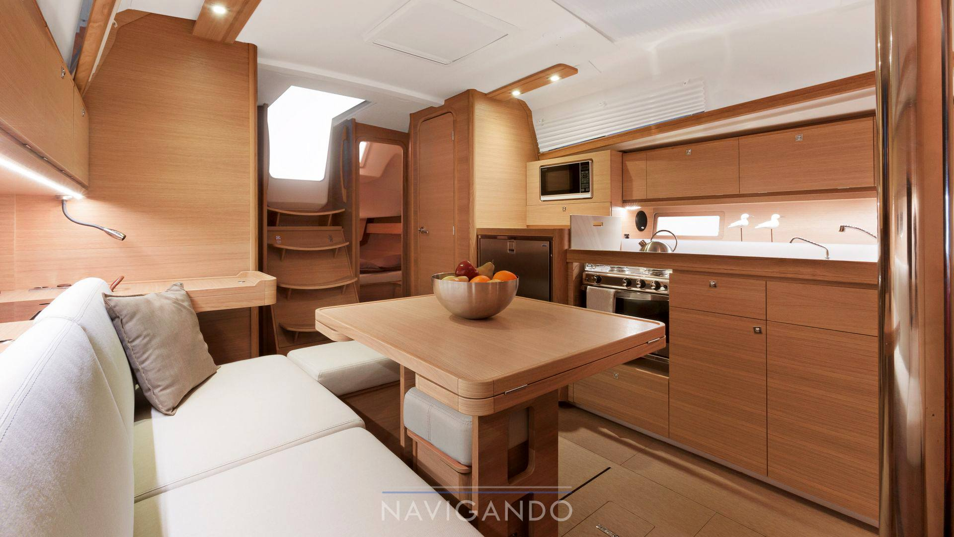 Dufour 382 grand large Sail cruiser used